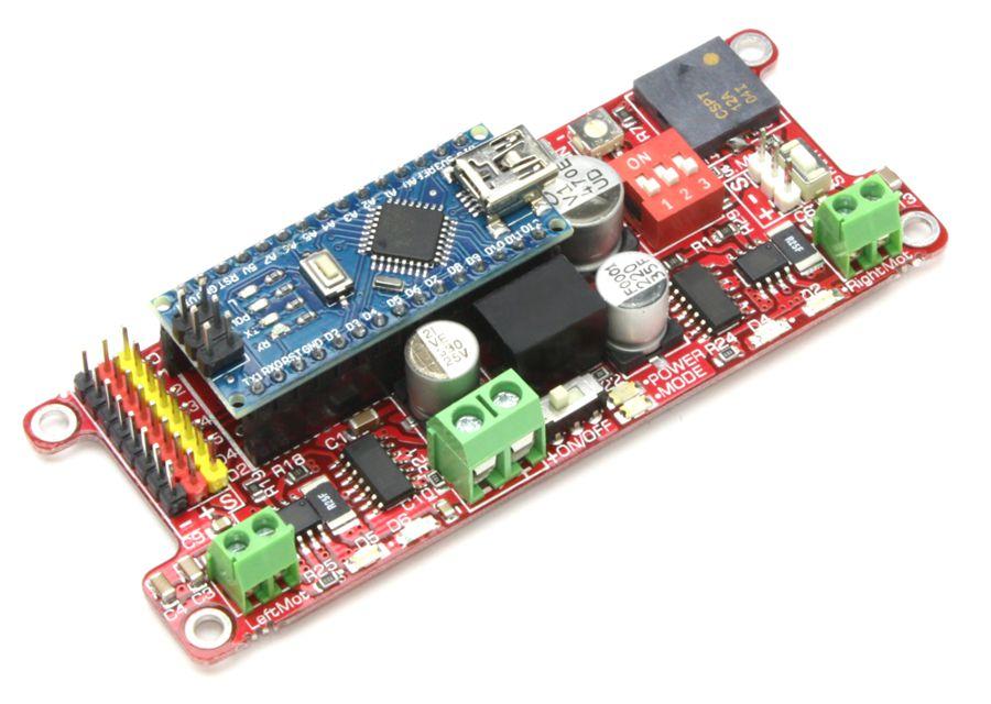 Genesis Arduino Nano Robot Controller Mainboard Jsumo