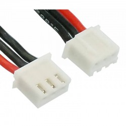 GENSACE 1300 mah 7,4V 2S 25C LiPO Battery - Thumbnail