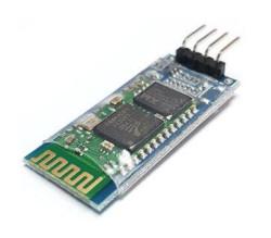 HC-06 Bluetooth Module (Serial Receiver Module) - Thumbnail