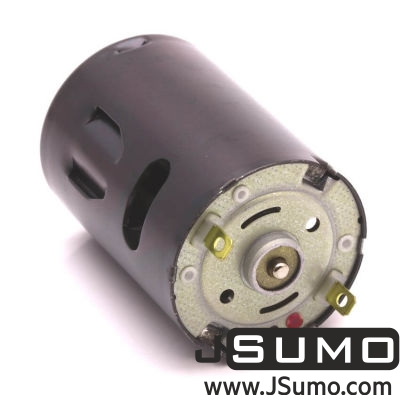 Jsumo - High Power 12V 21.000Rpm DC Motor (Mabuchi 540 Style) (1)