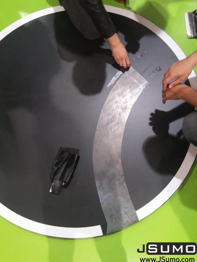 Japan Razor Blade (0.38×23.8×200mm - 27°)