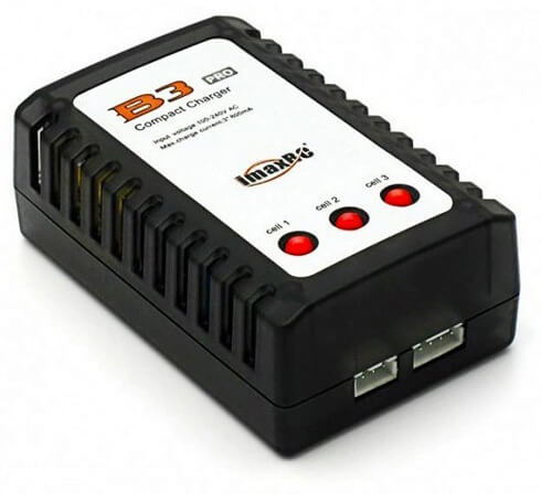 Imax B3 Lipo Charger 2S-3S AC Input
