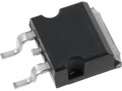 IRLZ34 Logic Level SMD Mosfet Transistor - N Ch. 55V 30A - Thumbnail