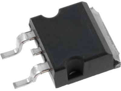 International Rectifier (Infineon) - IRLZ34 Logic Level SMD Mosfet Transistor - N Ch. 55V 30A