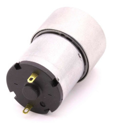 JSumo Titan Dc Gearhead Motor 12V 1000 RPM HP - Thumbnail