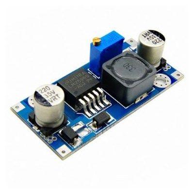 - LM2596 3A Adjustable Step Down Regulator Module