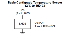 LM35 Precision Temperature Sensor - Thumbnail