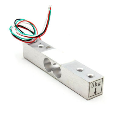 - Load Cell Bar 0-5kg Force