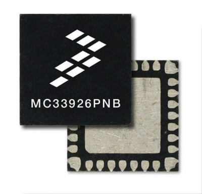 - MC33926 SMD Motor Driver IC 5-28V 5A