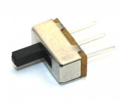 Micro Slider Switch SPDT (5 Pcs Pack) - Thumbnail