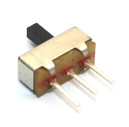 Micro Slider Switch SPDT (5 Pcs Pack)