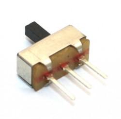 Micro Slider Switch SPDT (5 Pcs Pack) - Thumbnail