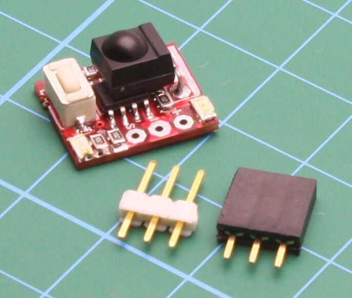 MicroStart Sumo & Minisumo Robot Start Module