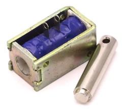 Mini Selenoid Actuator // Pull Type 8mm - Thumbnail
