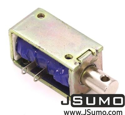 - Mini Selenoid Actuator // Pull Type 8mm