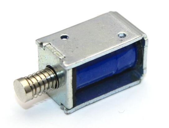 Mini Selenoid Actuator // Pull - Push Type 3mm