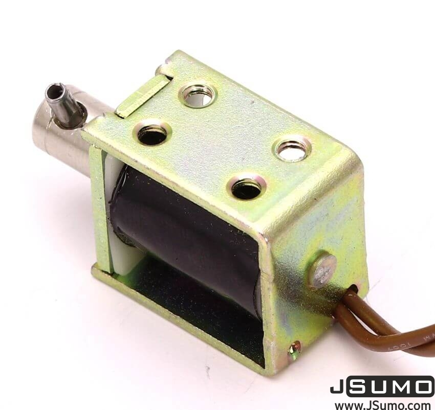 Mini Selenoid Actuator // Pull Type 4mm