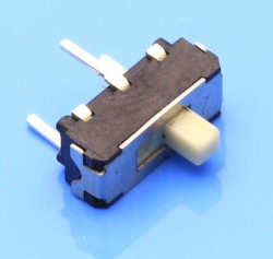 Mini Slide Switch (SPDT 3 Pin) - Thumbnail