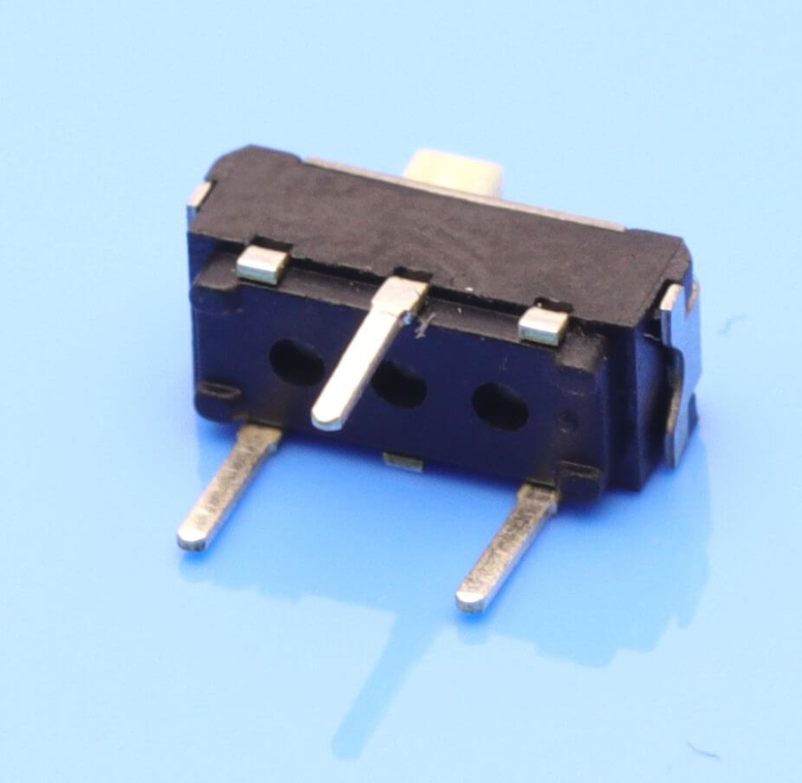 Mini Slide Switch (SPDT 3 Pin)