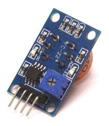 MQ3 Smoke & Alcohol Sensor Module - Thumbnail