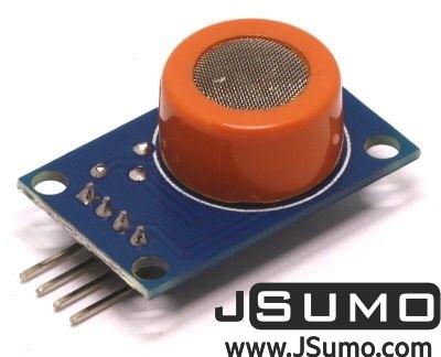 Jsumo - MQ3 Smoke & Alcohol Sensor Module