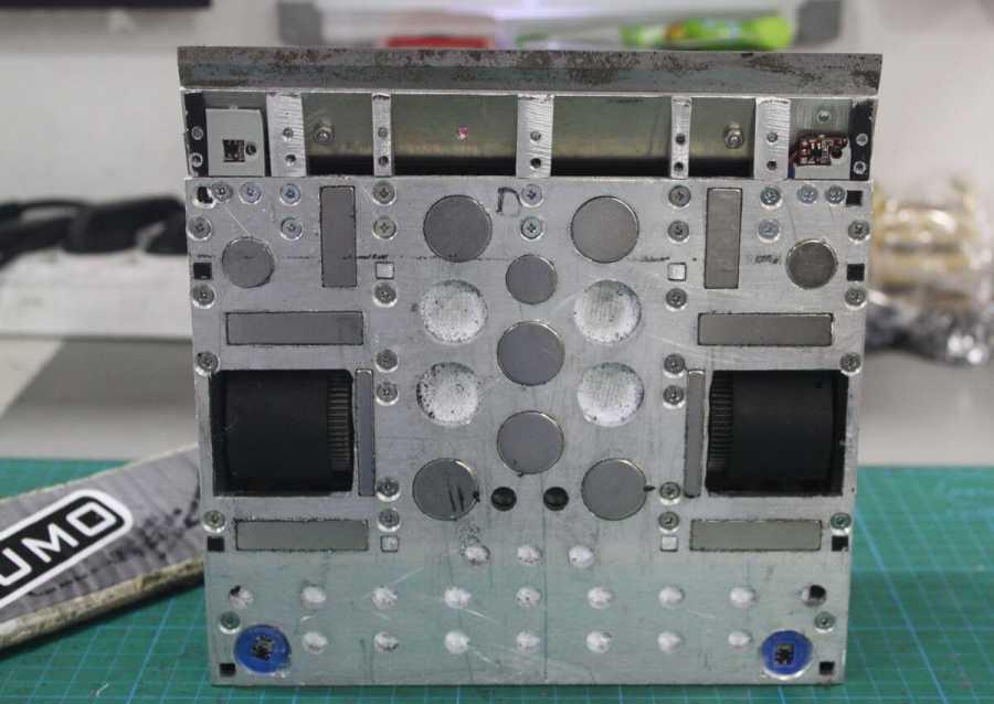 Neodymium Magnet Block Strong N52 (10mm x 5mm x 40 mm)