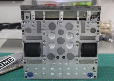 - Neodymium Magnet Block Strong N52 (10mm x 5mm x 50 mm) (1)