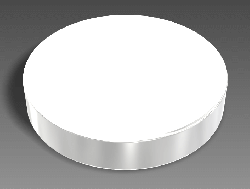 Neodymium Magnet Disc Strong N52 (25mm Dia. x 5mm) - Thumbnail