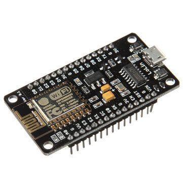 NodeMCU LoLin ESP8266 Development Board (CH340 USB Driver)