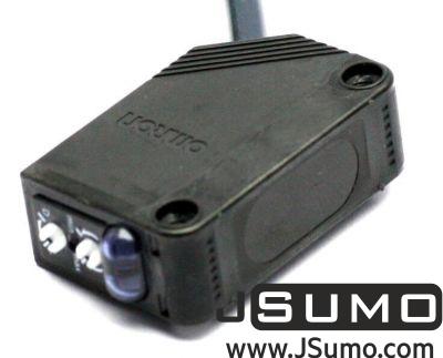 Omron - Omron E3Z-D62 Diffuse Type Reflective Sensor