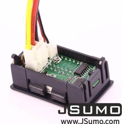 - Panelmeter Voltmeter & Ammeter (4.5-30V & 10A) (1)