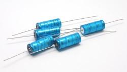 Philips Axial Capacitor 1000uF 40V (5Pcs Pack) - Thumbnail