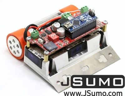 Jsumo - Predator Mini Sumo Robot Kit (Full Kit - Not Assembled)