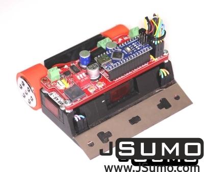 Jsumo - Predator Mini Sumo Robot Kit (Full Kit - Not Assembled)