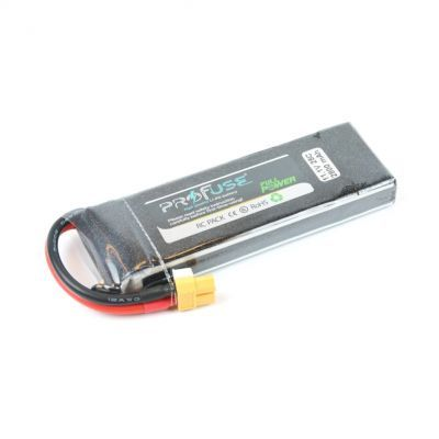 - Profuse 3S 11.1V Lipo Battery 2800mAh 25C