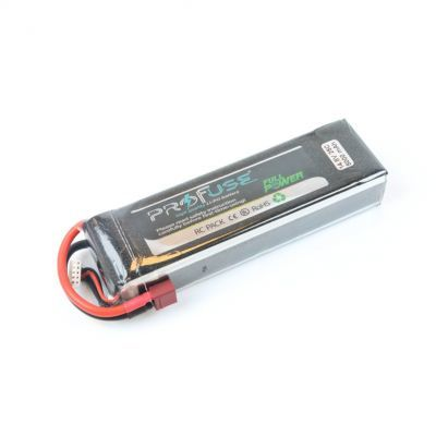 - Profuse 4S 14.8V Lipo Battery 5000mAh 25C