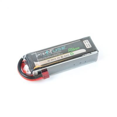 - Profuse 5S 18,5V Lipo Battery 4000mAh 25C