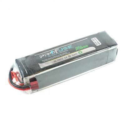 - Profuse 5S 18,5V Lipo Battery 6000mAh 25C