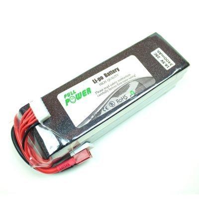 Profuse 5S 18,5V Lipo Battery 3400mAh 25C