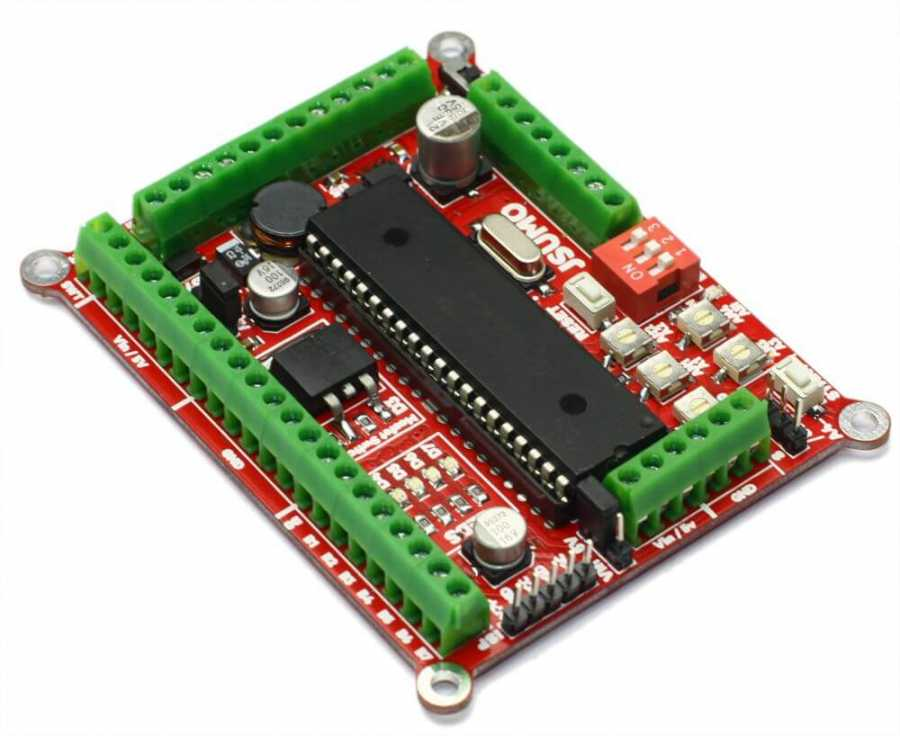ProPic40 Ultimate PIC16F877A Mainboard