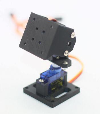 Jsumo - Robopan Micro Pan-Tilt Unit