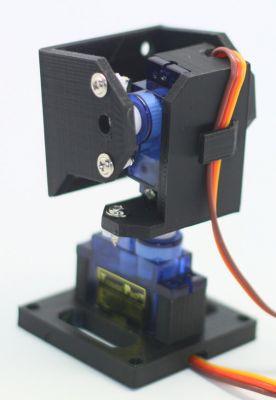 Jsumo - Robopan Micro Pan-Tilt Unit (1)