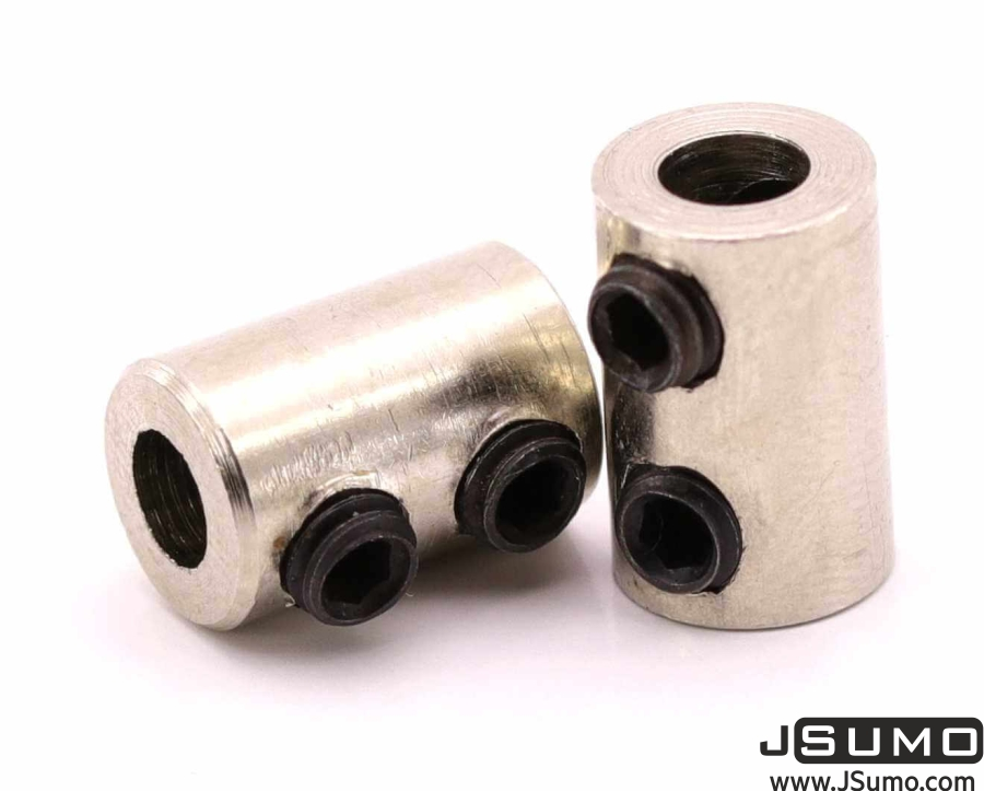 Shaft Coupler 4mm-4mm (Pair)