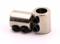 Shaft Coupler 6mm-6mm (Pair) - Thumbnail