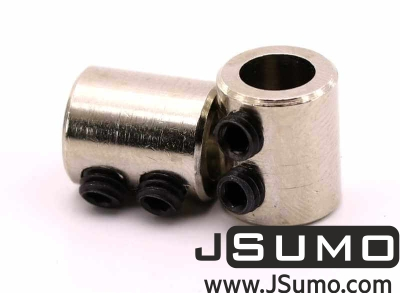 Jsumo - Shaft Coupler 6mm-6mm (Pair)