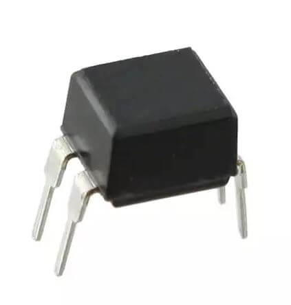 Sharp PC817 1Ch. Optocoupler (4 Pin Dip Case)