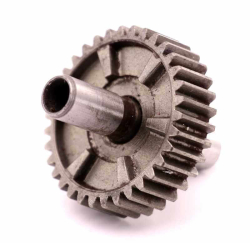 Stock Metal Spur Gear (0.8 Module - 34 Tooth) - Thumbnail