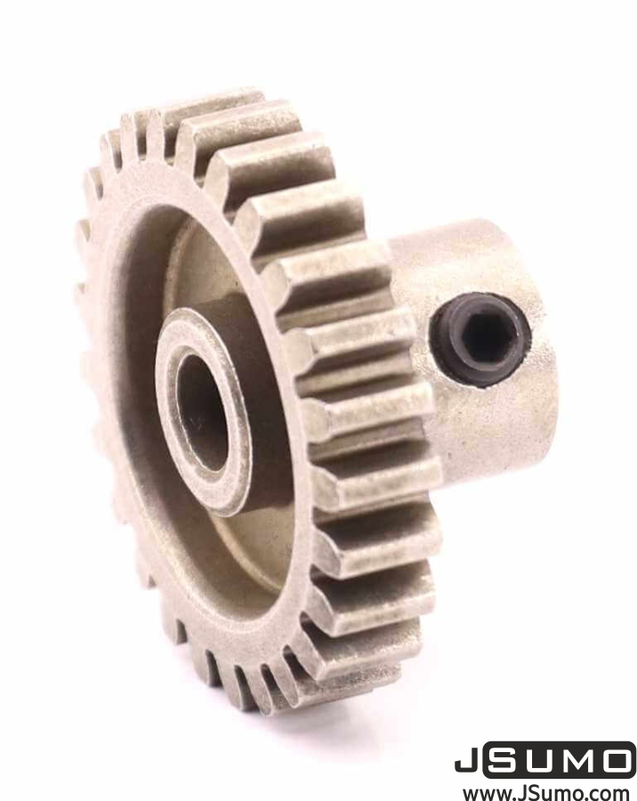 Spur Gear (1 Module - 25 Tooth)