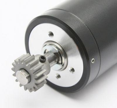 Jsumo - Steel Motor Pininon Gear (0,8 Module - 16 Tooth) (1)