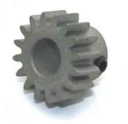 Steel Motor Pininon Gear (0,8 Module - 16 Tooth) - Thumbnail